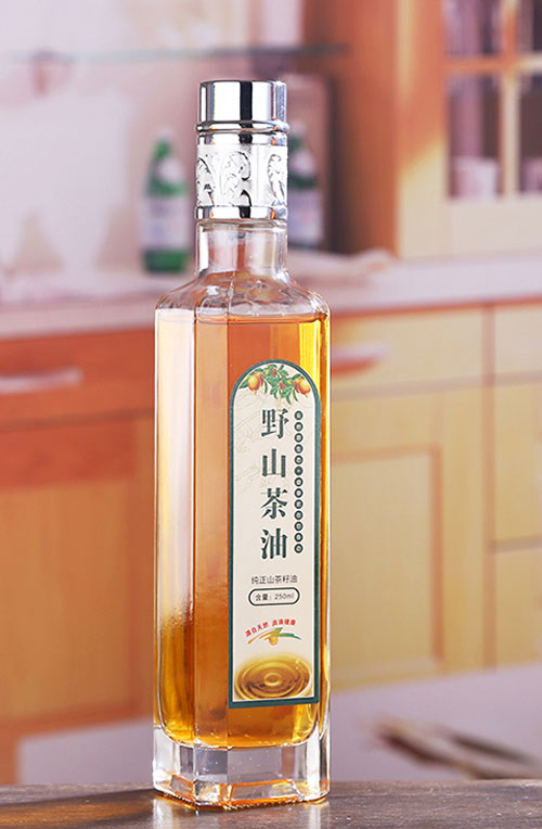 茶油瓶- 005