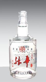高白玻璃瓶- 009