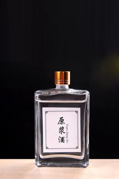 小酒瓶- 001